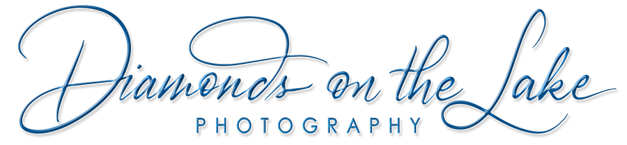 Logo for Diamonds on the Lake Photography